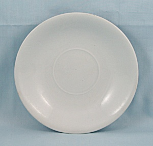 J. & G. Meakin � Ironstone Saucer � 5-7/8	 (Image1)