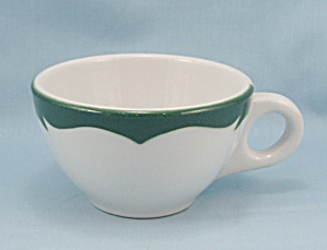 Green Crest Cup - Mayer China, 1963