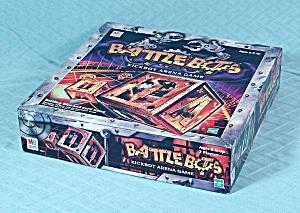 BattleBots Kickbot Arena Game, Milton Bradley, 2001 (Image1)