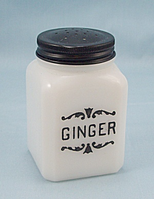 Ginger - Dove Spice Jar – Frank Tea & Spice Co. 	 (Image1)