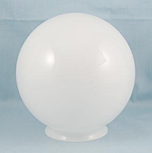 White Glass Globe - Ball Shaped (Image1)