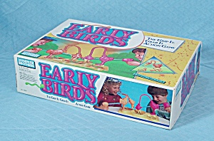 Early Birds Game, Parker Brothers, 1989