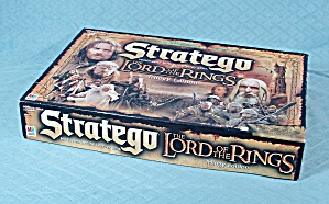 Stratego, The Lord of the Rings, Trilogy Edition, Milton Bradley, 2004 (Image1)