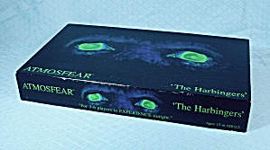 Atmosfear, The Harbinger's, Game, Vcr Edition, Mattel, 1995