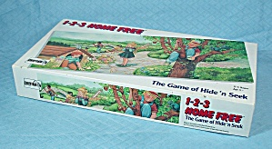 1-2-3 Home Free Game, Chieftain Products, 1989 (Image1)