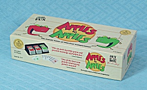 Apples To Apples, Premier Edition, Out Of The Box, 1999