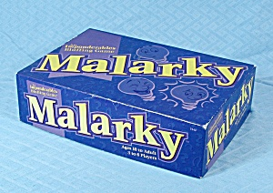 Malarky Game, Patch, 1997                                               (Image1)