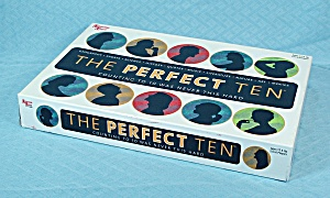 The Perfect Ten Game, University Games, 2004 (Image1)