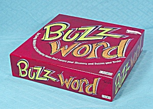 Buzz Word Game, Patch Products, 2003