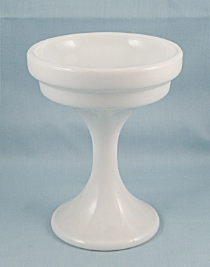 Westmoreland Glass - Candle Lamp Base/ Compote