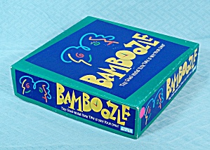 Bamboozle Game, Parker Brothers, 1997