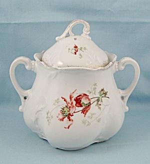 Vintage K P M � Sugar Bowl & Lid (Image1)