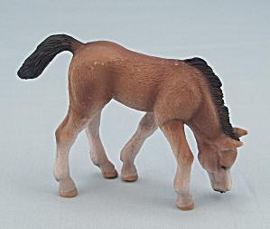 Schleich Horse, 2008 Arabian Foal, Grazing, 13652 (Image1)