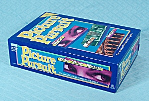 Picture Pursuit Game, Parker Brothers, 1994