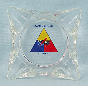 Ft. Knox � Glass Ashtray (Image1)