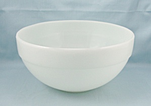 Fire King – Mixing Bowl, Band	 (Image1)
