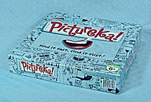 Pictureka! Game,Parker Brothers,  2007 (Image1)