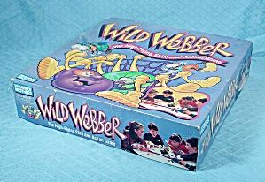 Wild Webber Game, Parker Brothers, 1992                                       (Image1)