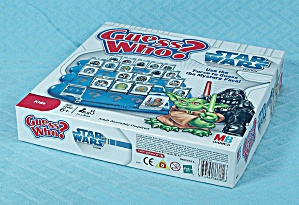 Guess Who? Star Wars Edition, Milton Bradley, 2008