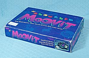 Moovit Game, Tiger Electronics, 1998                               (Image1)