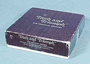 Truth And Triumph, The Original Edition, Paulsen And Paulsen, 1984