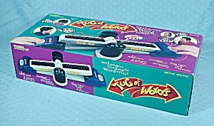 Tug Of Words Game, Tiger Electronics, 1998