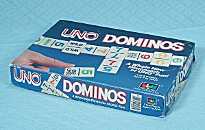 UNO Dominos Game, International Games, 1987 (Image1)