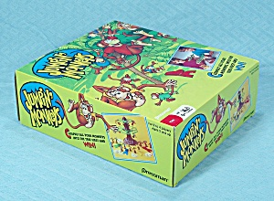 Jumpin' Monkeys Game, Pressman, 2009 (Image1)