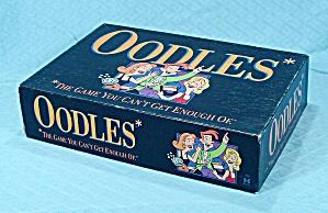 Oodles Game, Milton Bradley, 1992 (Image1)