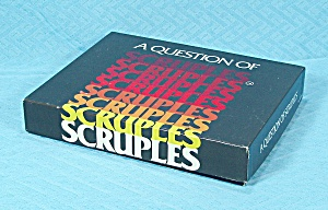 A Question Of Scruples Game, 1984