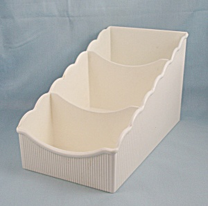Place For Packets - Tupperware 3495, Shelf/organizer #2
