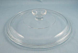 Corning Glass Lid - 8-1/2 Inches, Round