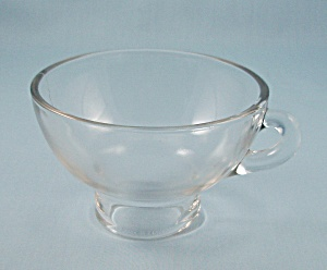 Vintage Canning Glass Funnel