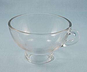 Vintage Canning Glass Funnel (Image1)