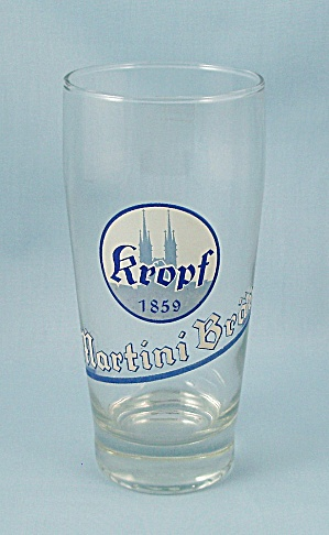 Kropf Martini Brau � Beer Glass (Image1)