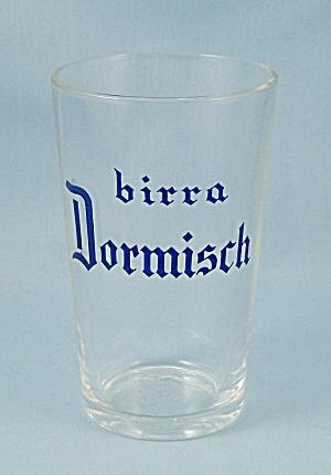 Birra Dormisch – Beer Glass (Image1)