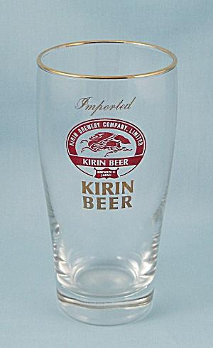 Kirin Beer – Beer Glass (Image1)