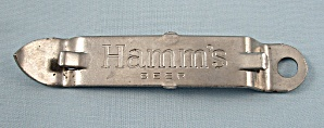 Hamm's Bottle Opener
