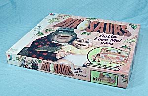 Dinosaurs, Gotta Love Me! Game, Milton Bradley, 1991 (Image1)