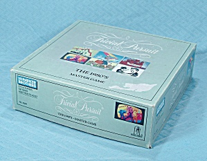 Trivial Pursuit, The 1980�s Edition. Master Game, Parker Brothers, 1989 (Image1)