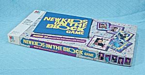 New Kids on the Block Game, Milton Bradley, 1990 (Image1)