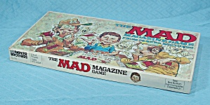 The Mad Magazine Board Game, Parker Brothers, 1979 (Image1)