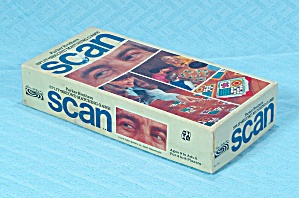 Scan Game #2, Parker Brothers, 1970 (Image1)
