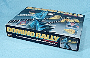 Domino Rally, Intermediate Set, Pressman, 1989 (Image1)