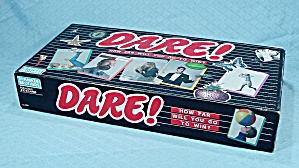 Dare! Game, Parker Brothers, 1988	 (Image1)