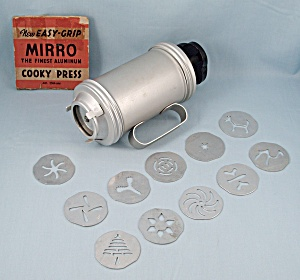 Mirro - Cookie Press, 11 Discs