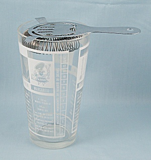 Federal � Mr. Bartender � Cocktail Shaker / Strainer (Image1)