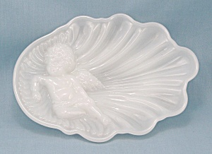 Avon, Angel - Pin Tray / Card Holder / Soap Dish