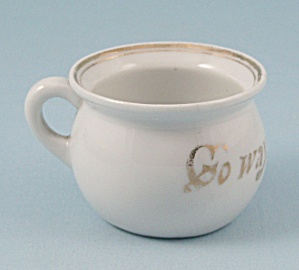 Novelty - Mini Chamber Pot � Go Way Back (Image1)