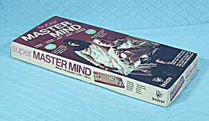 Super Mastermind Game, Invicta, 1975